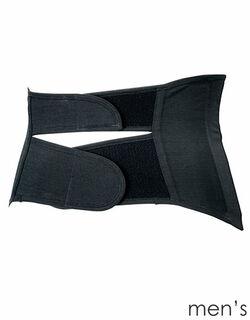腰部保護ベルト(男性用) サポーター