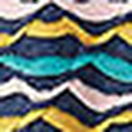 ジャカードボーダーTシャツ, , swatch