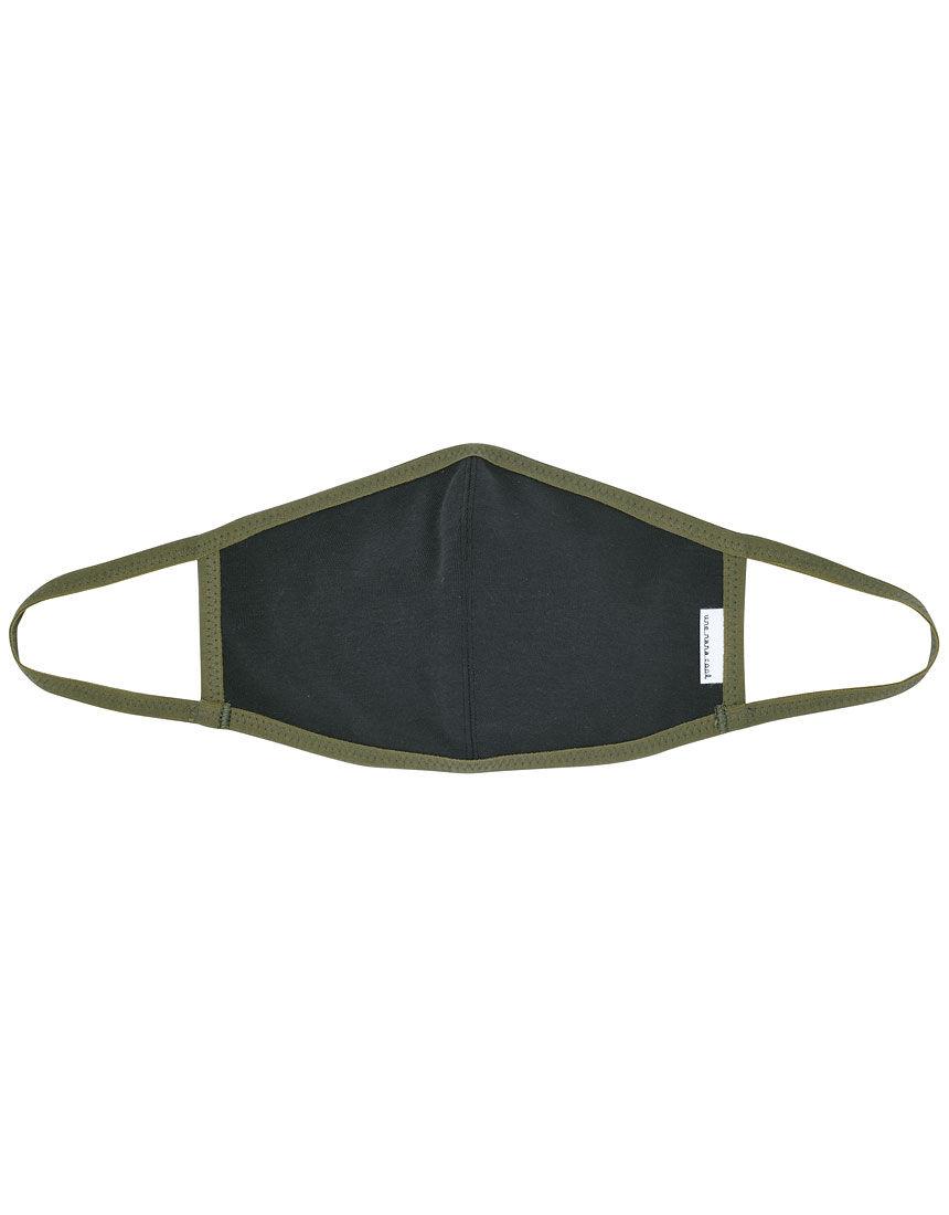 切り売りハラマキでつくったマスク マスク