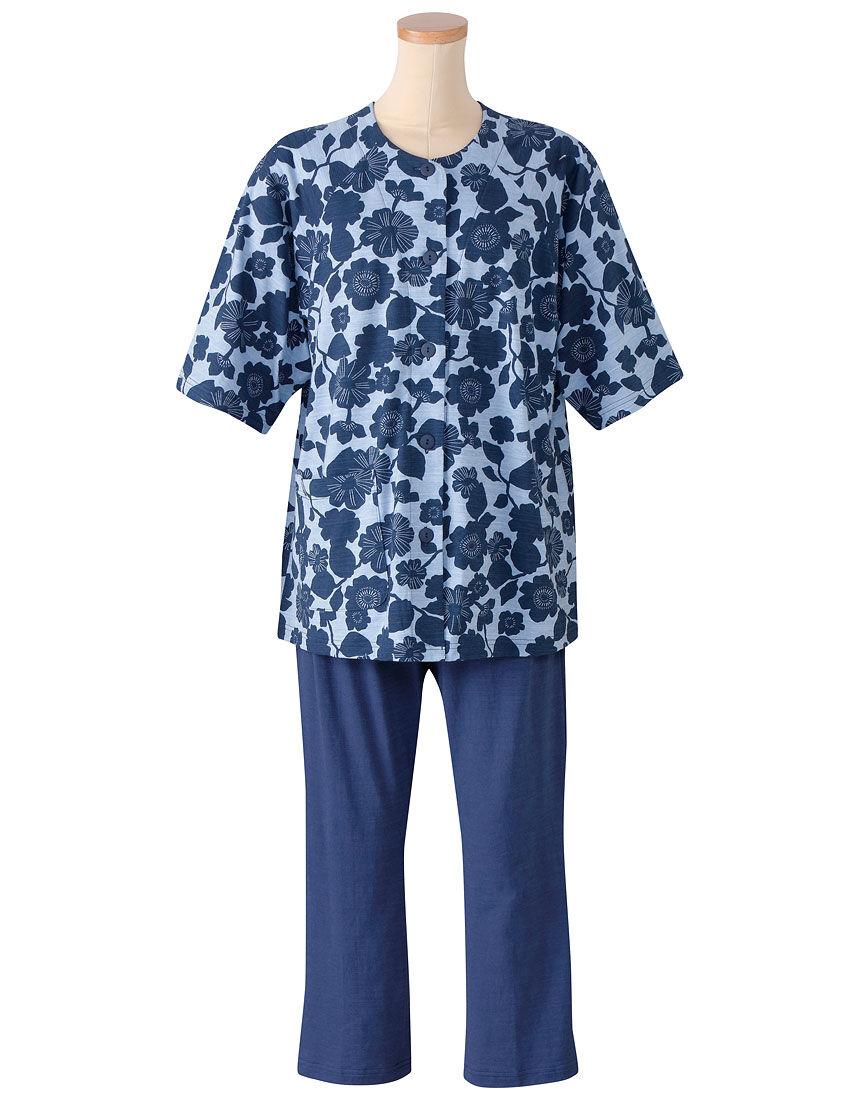 綿100%【六分袖】 パジャマ
