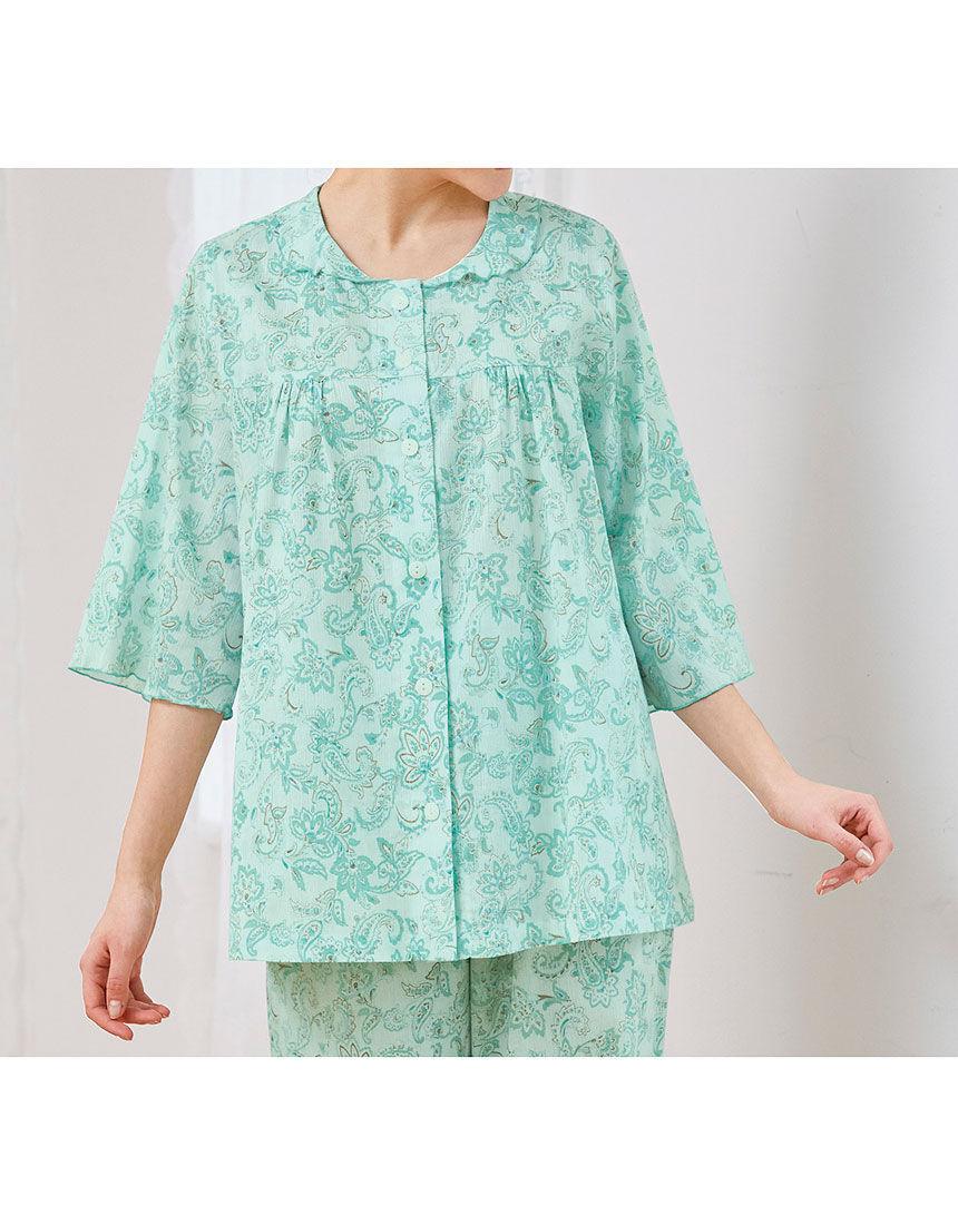 高島楊柳のふんわりパジャマ, , hi-res