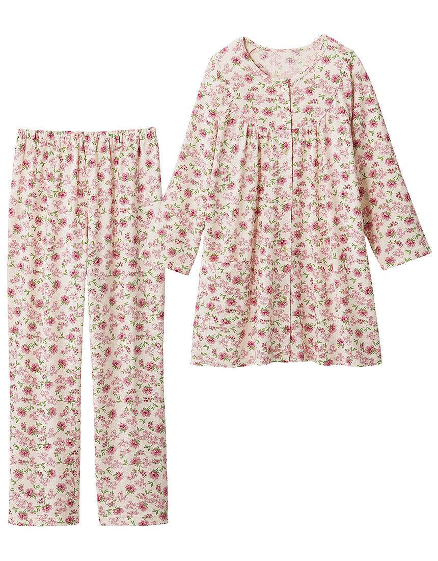 綿100%のやわらかパジャマ
