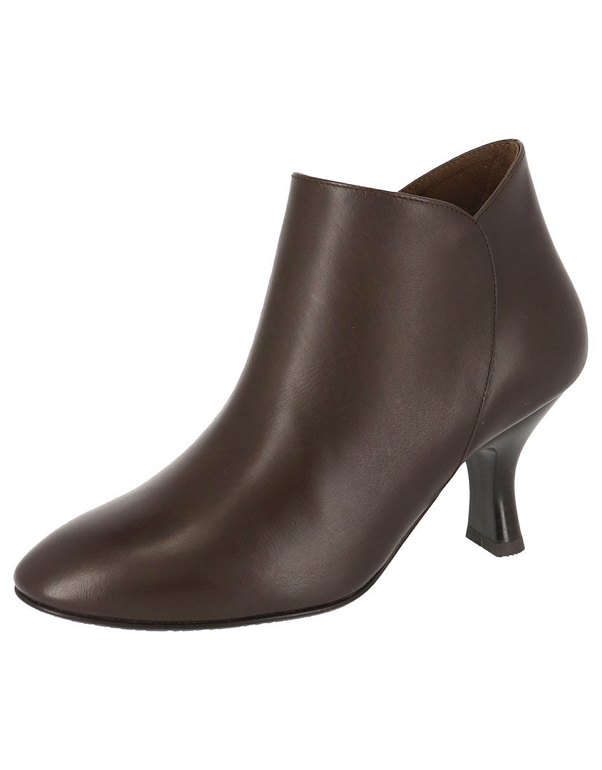 7cmヒール ポインテッドトゥ ブーツ