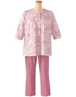 綿100%【七分袖】 パジャマ