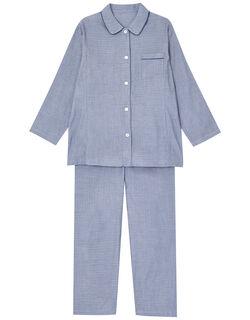肌感(R)パジャマ【綿100%】【二重ガーゼ】 パジャマ