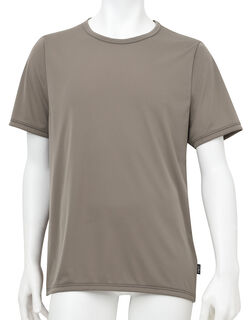【その疲れ、着て回復。】&RECOVERY(肩・上半身) メンズシャツ(丸首3分袖)