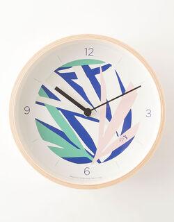 【パリのクリエイティブチーム×日本が誇る時計メーカーのコラボ】 クロック