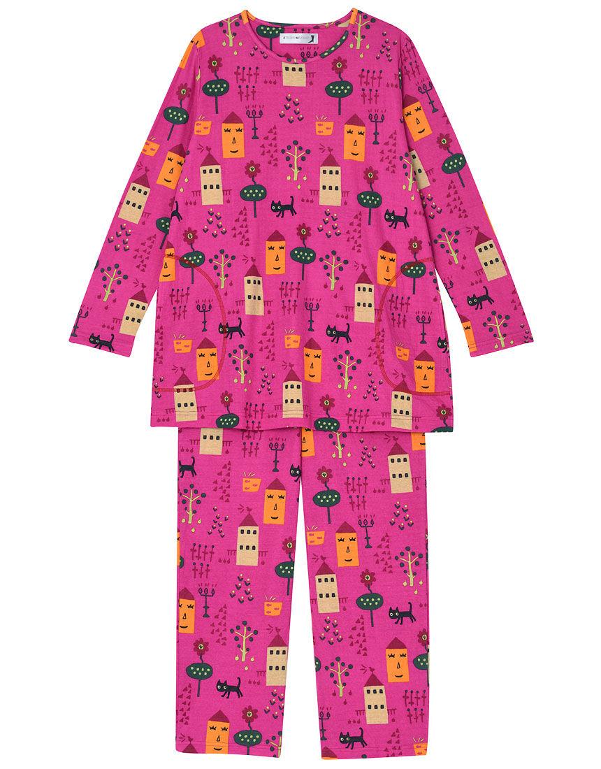 綿100% パジャマ