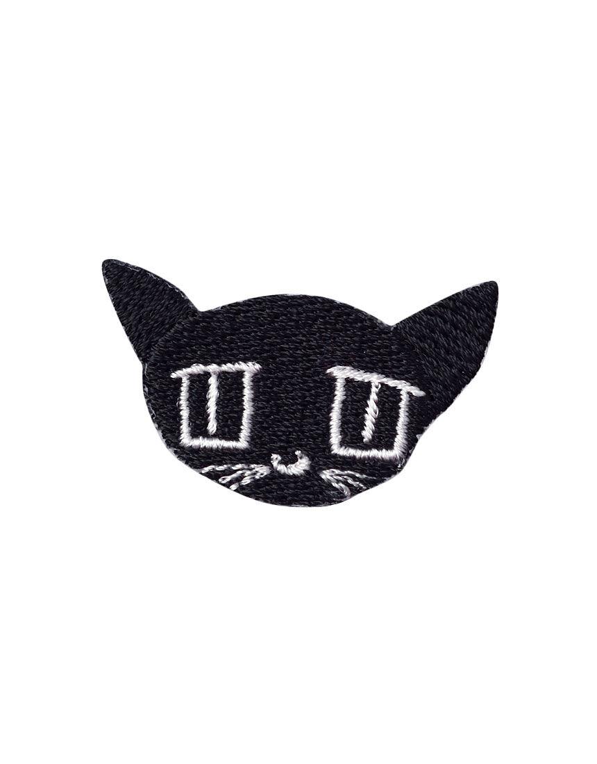 CAT  アップリケ