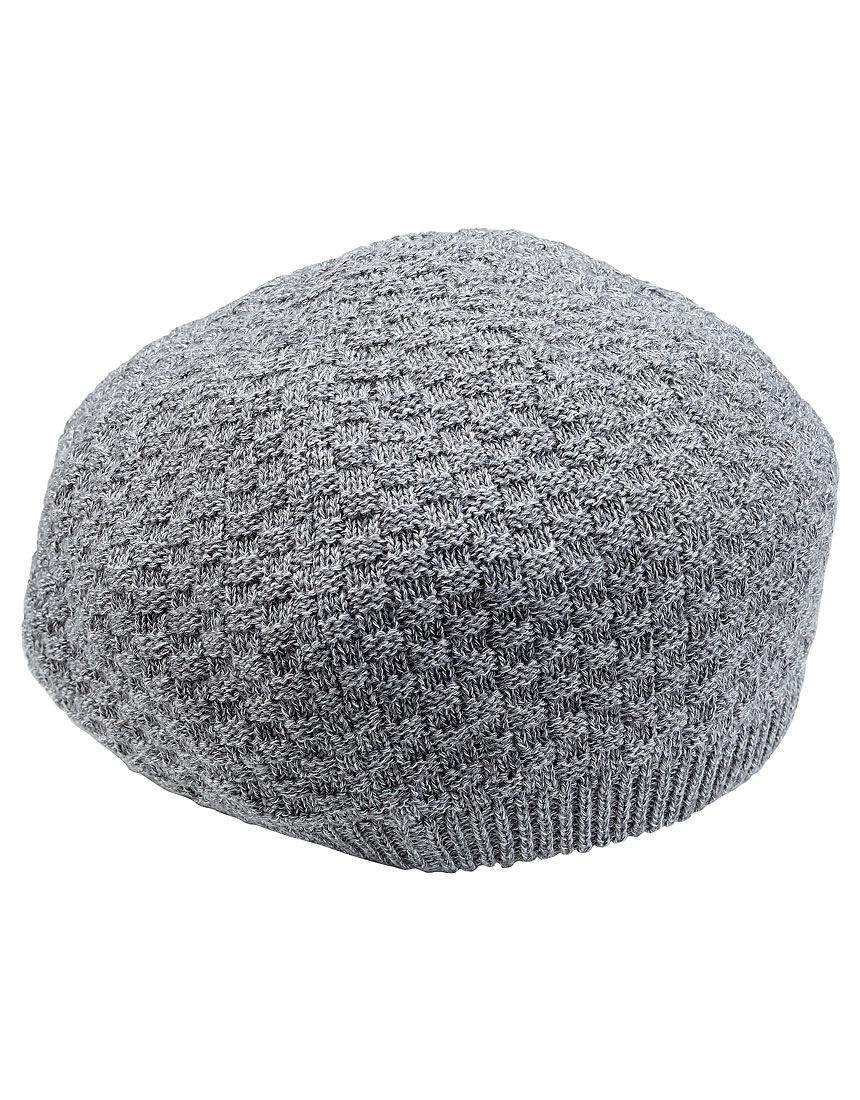綿混ニット帽子, , hi-res