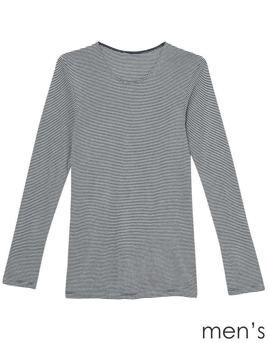 メンズ長袖シャツ, , hi-res