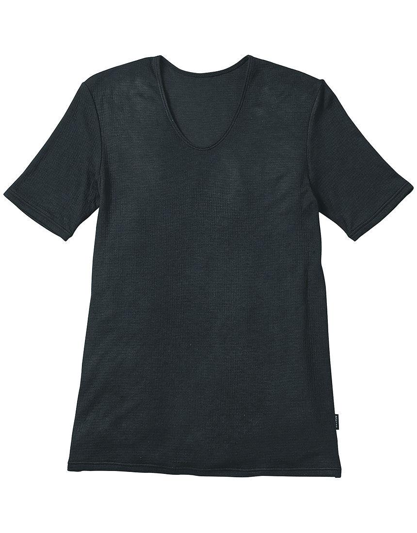 V首半袖シャツ, , hi-res
