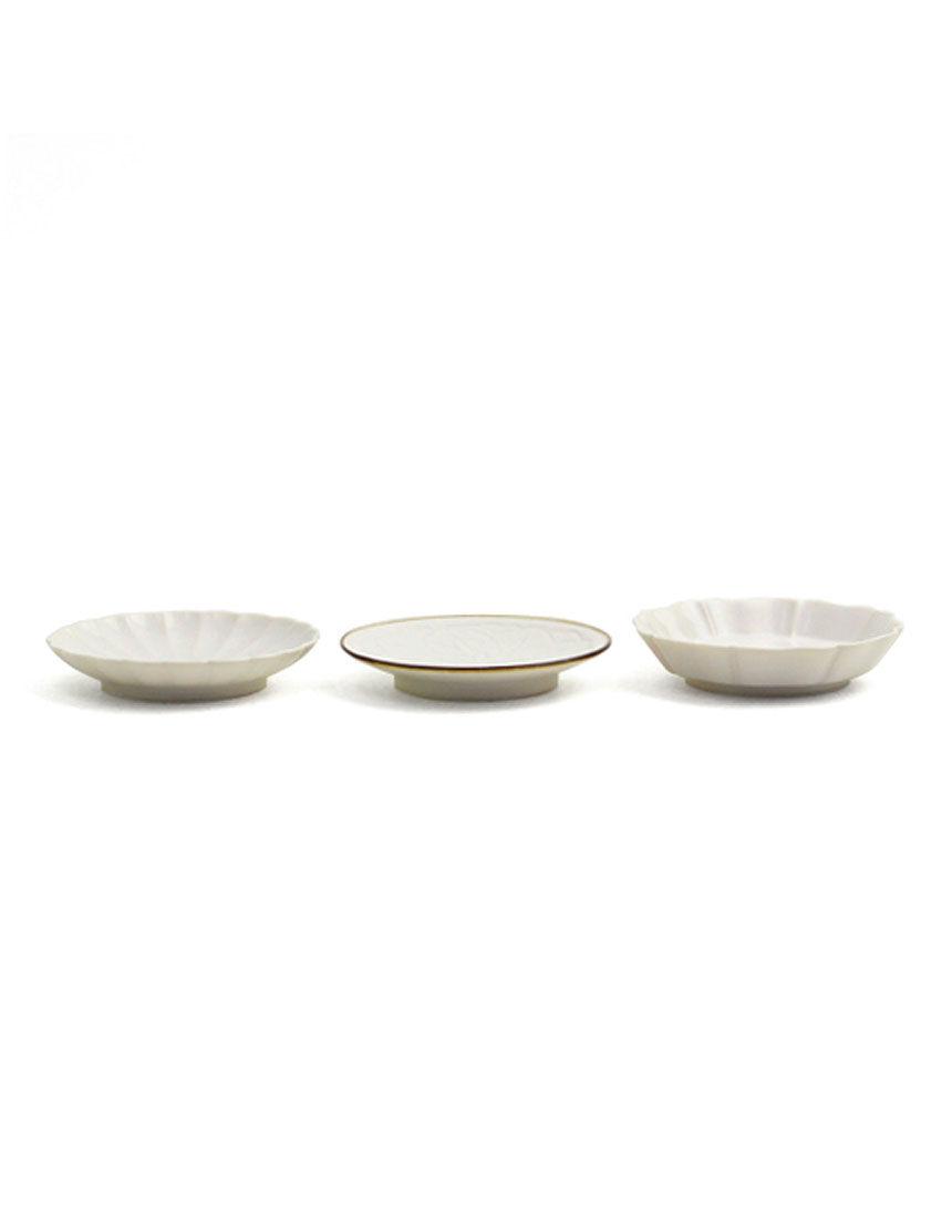 花小皿 3種セット, , hi-res
