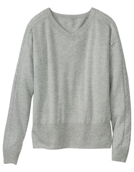 シルクカシミヤセーター, , main