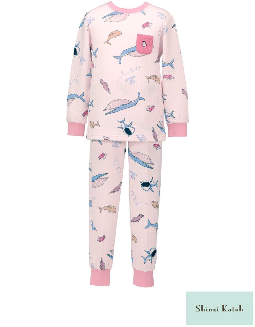 男女児兼用パジャマ