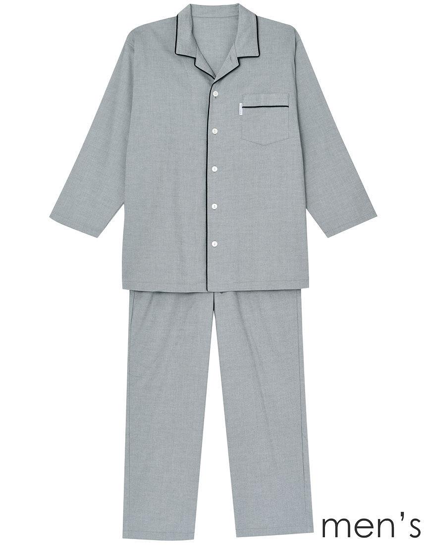 寝返りを考えたパジャマ(メンズ), , hi-res