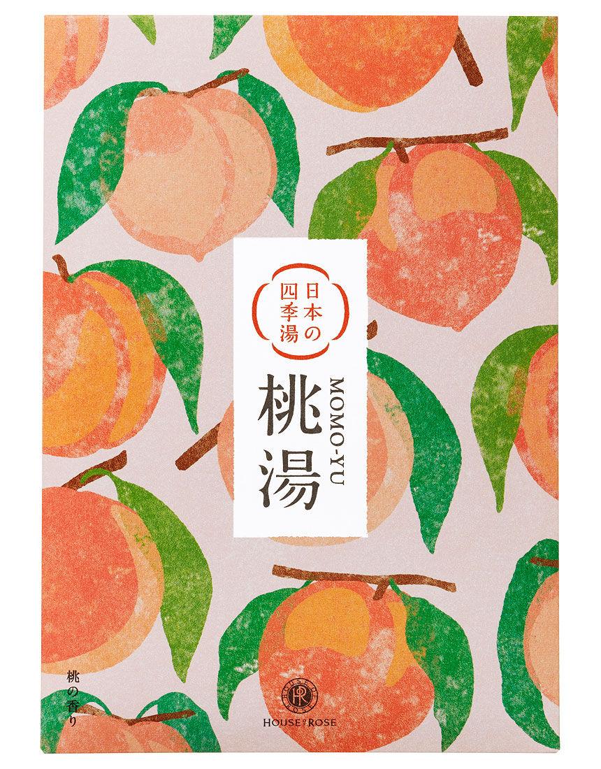 日本の四季湯 桃の香り, , hi-res