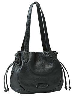ナチュラル牛革デザインバッグ