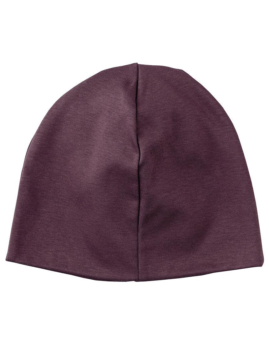 綿混素材 帽子