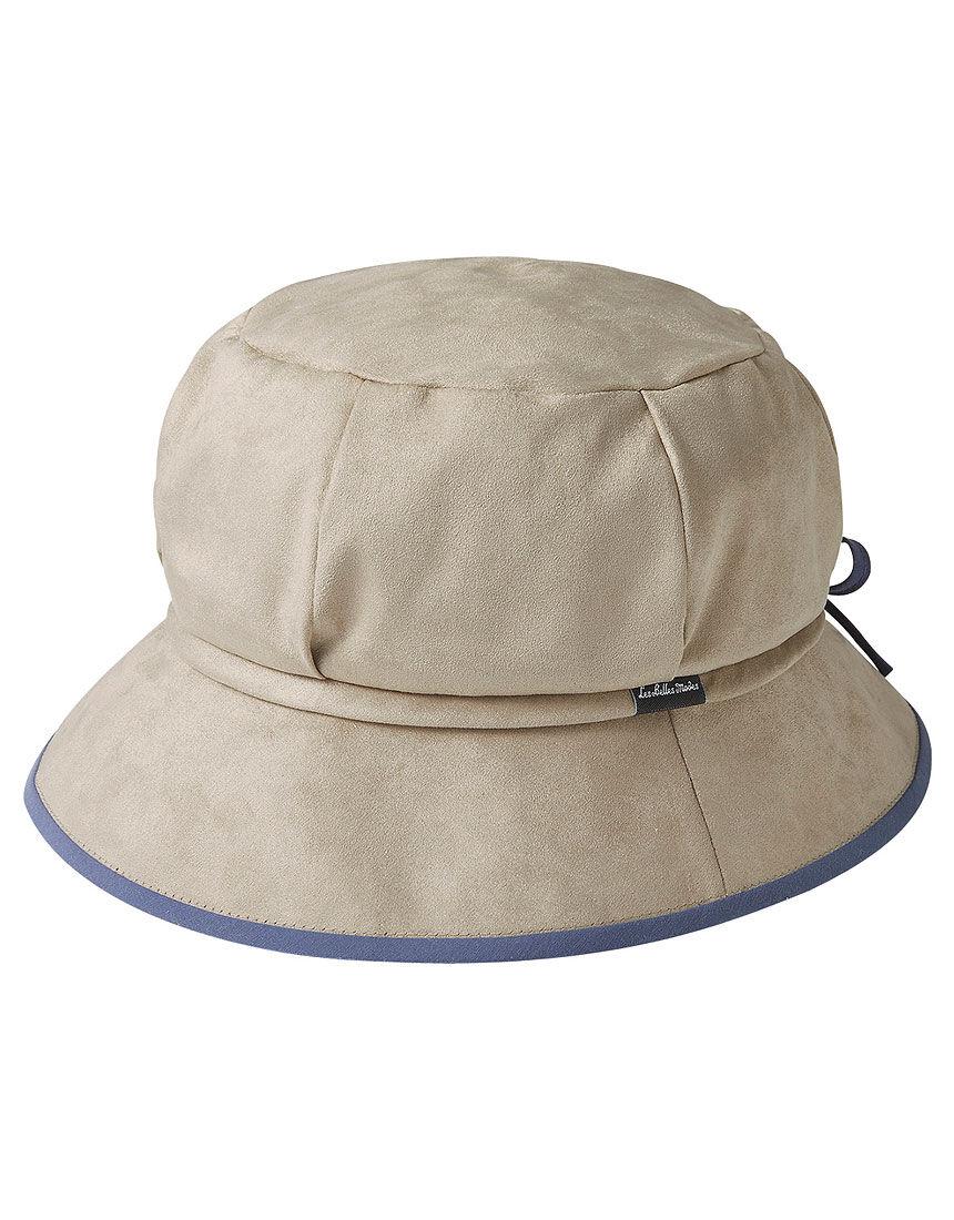 撥水リバーシブル帽子