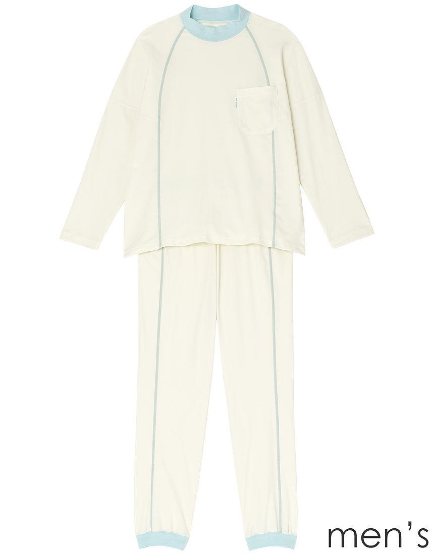 睡眠姿勢を考えたパジャマ(メンズ), , hi-res