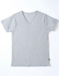 さらっと快適、ムレにくい メンズシャツ(半袖)