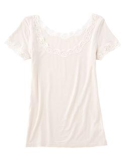 【保湿加工!抗菌防臭・消臭加工した汗取りパッド付き】It'sモイスティ 半袖シャツ