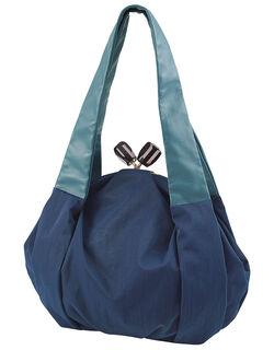 がま口デザインバッグ