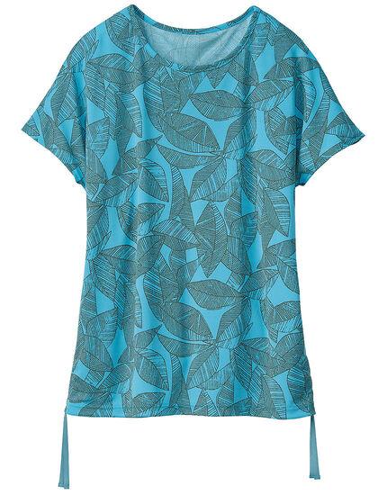 強撚プリントTシャツ, , main