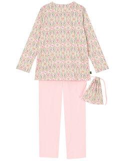 ミントン 巾着付 パジャマ