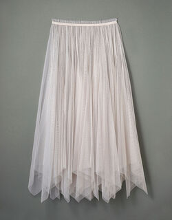 チュール スカート