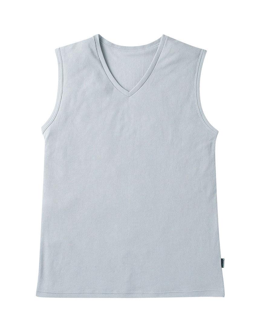 さらっと快適、ムレにくい メンズシャツ(タンクトップ)