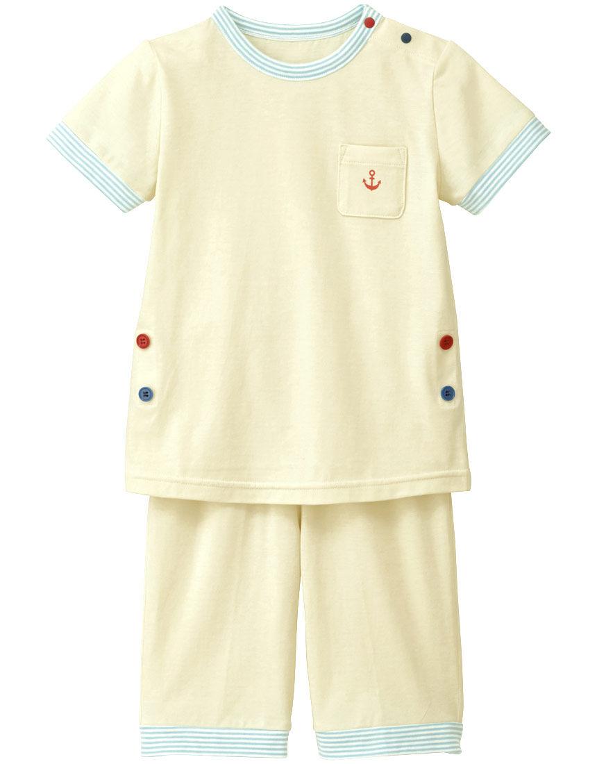 ひとり歩きがはじまったら 男児パジャマ