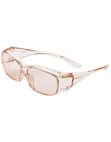 薄色レンズのオーバーサングラス, , main