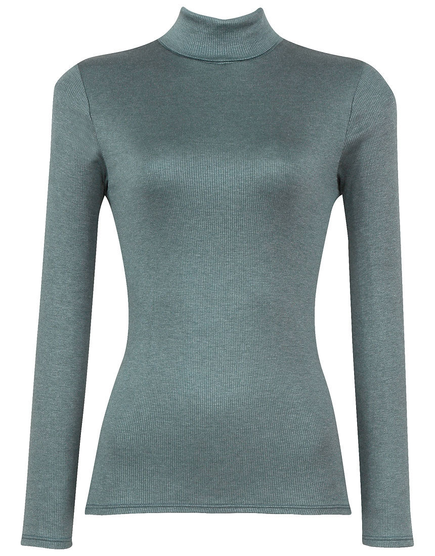 一枚で着られるアウタータイプ 【あったかTシャツ】 トップス(長袖)
