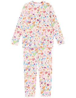 ★ウェブストア限定ラージサイズ有★ 裏起毛 パジャマ