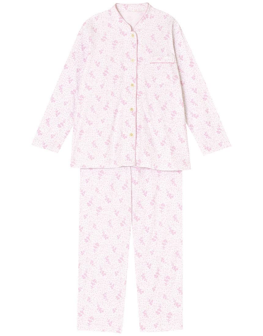 【綿100%】うらら柄 パジャマ