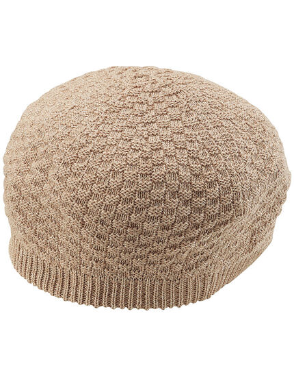 綿混ニット帽子, , main