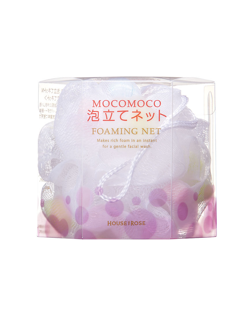 【7/31までの特別価格】 MOCOMOCO泡立てネット N