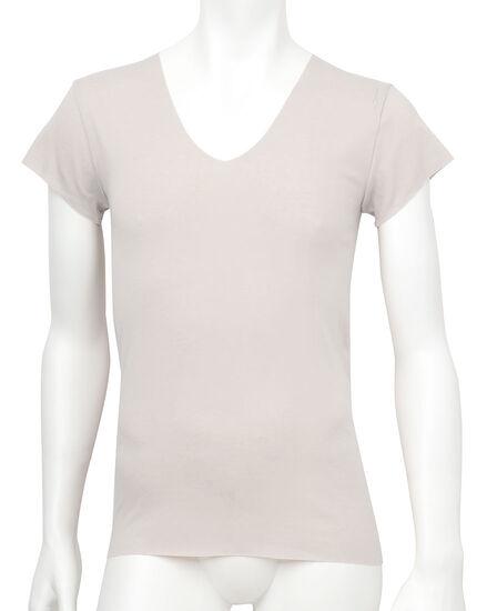 メンズシャツ(1分袖), , main