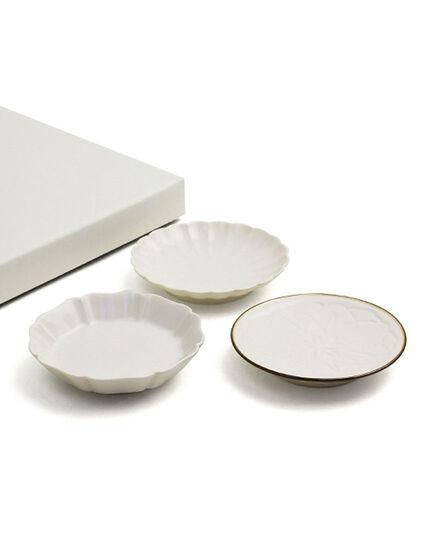花小皿 3種セット, , main