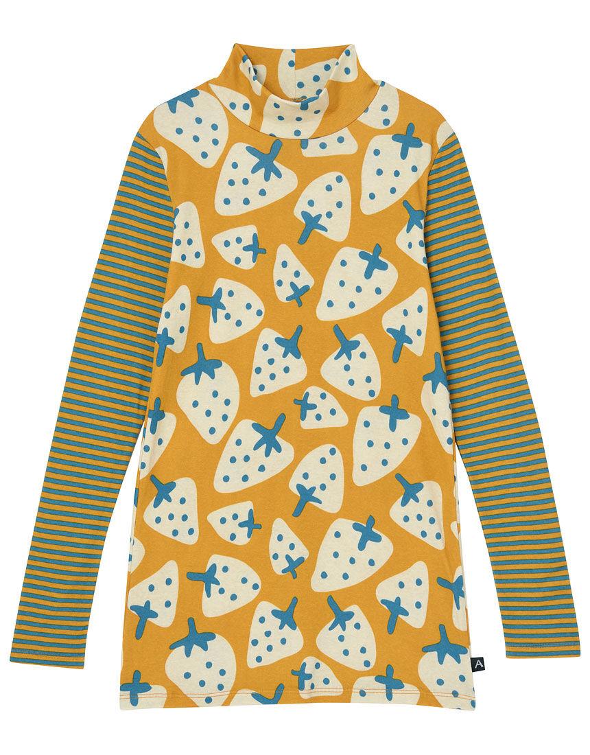 hanautaTシャツ(裏起毛) トップス