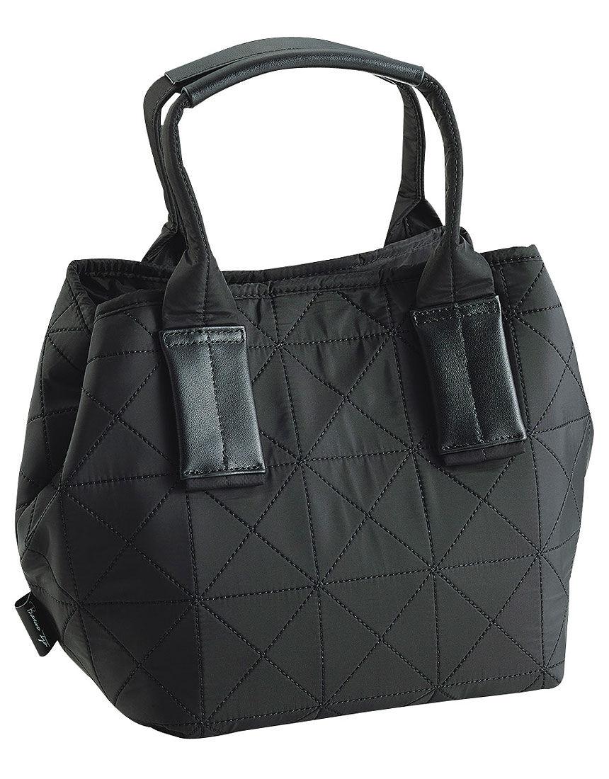 幾何柄デザインバッグ