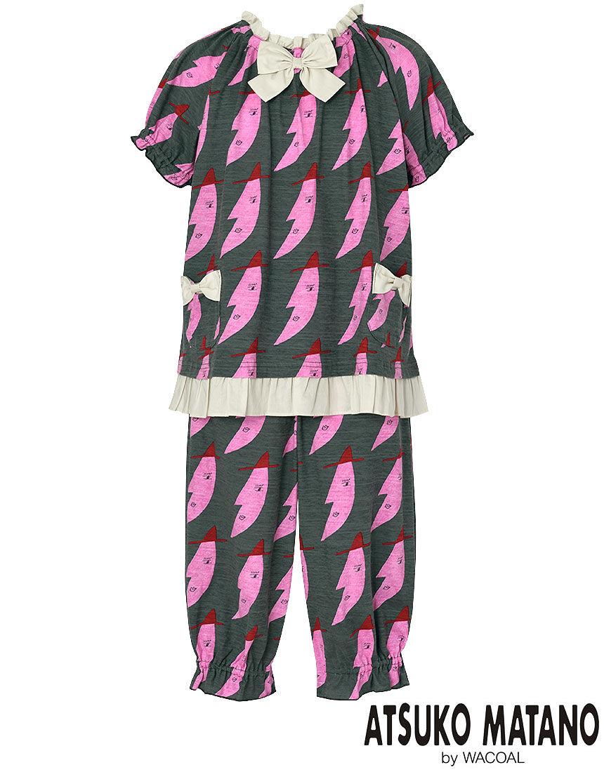 【レディースパジャマとコーディネートOK】 女児パジャマ