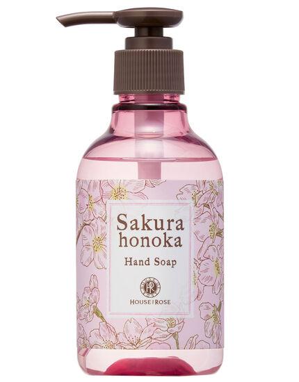 桜ほの香 ハンドソープ, , main