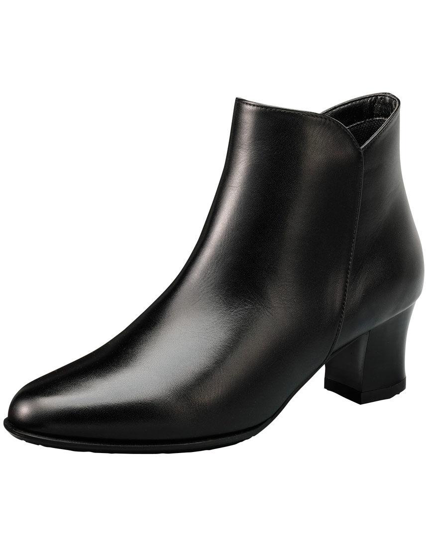 晴雨兼用│5.5cmヒール ブーツ