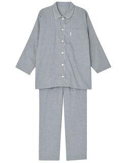 オーガニックコットン 寝返りを考えたパジャマ パジャマ