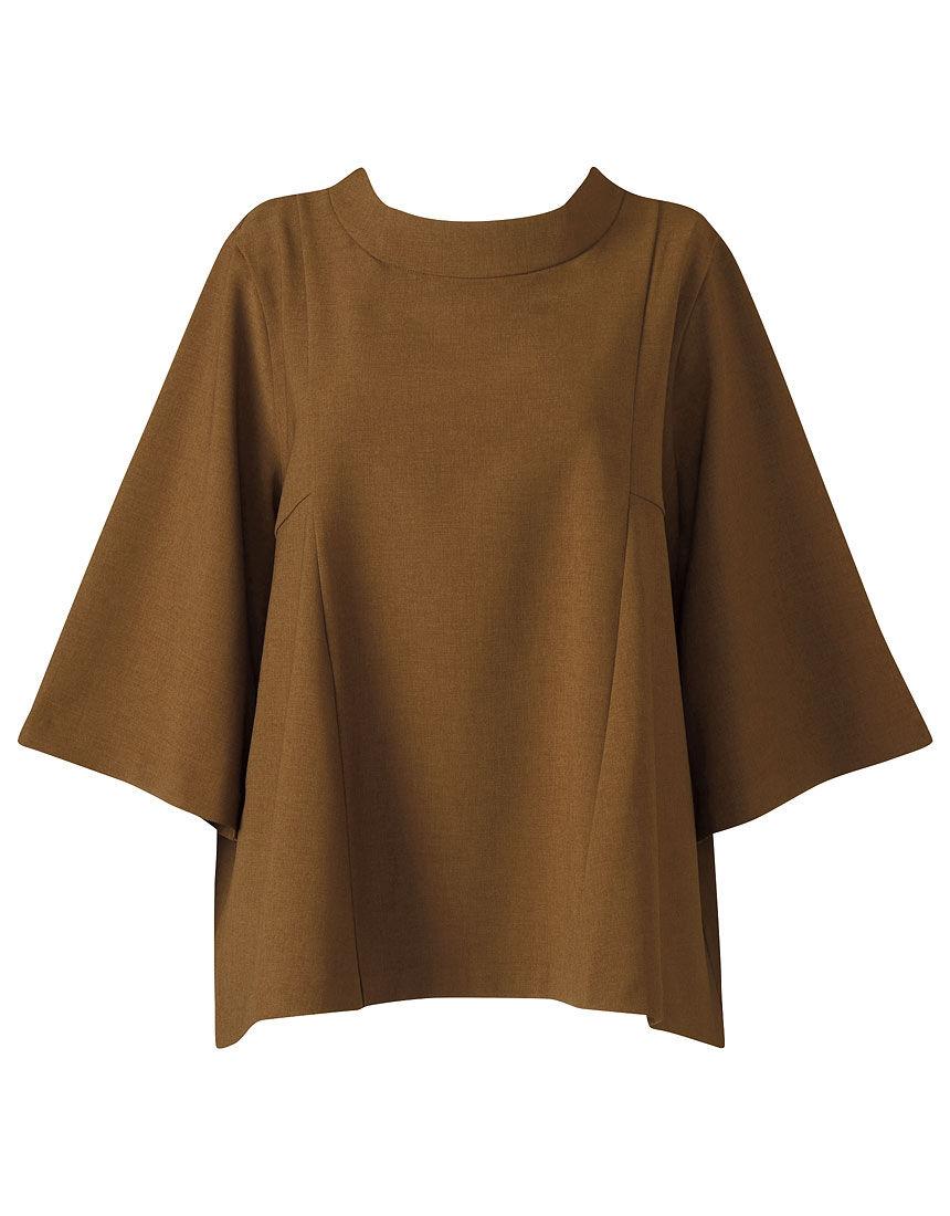 きれいめ Tシャツ 8分袖 アウター トップス