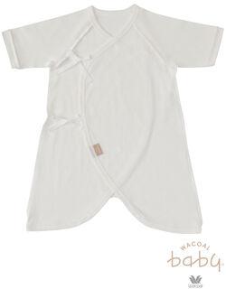 高級綿使用 ギフトケース入り コンビ肌着(シルク混)