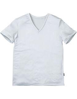 BROS GRANDE V首半袖シャツ